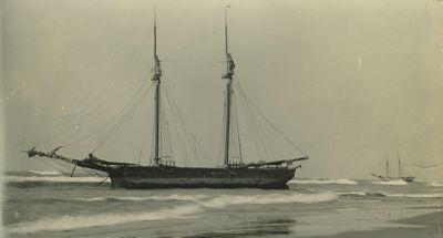 MAGNOLIA (1863, Schooner)
