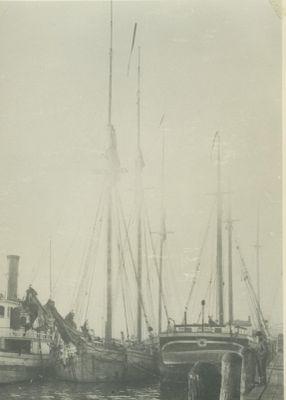 MAIZE (1856, Schooner)