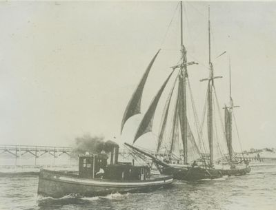 MANN, JOHN C. (1898, Tug (Towboat))