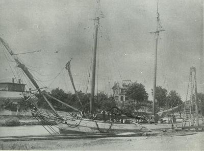 FREEMAN, D. (1869, Schooner)