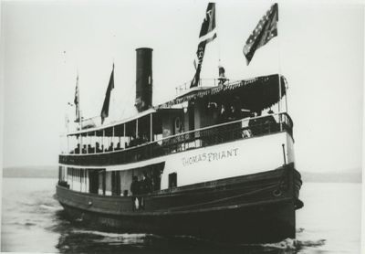 FRIANT, THOMAS (1884, Ferry)