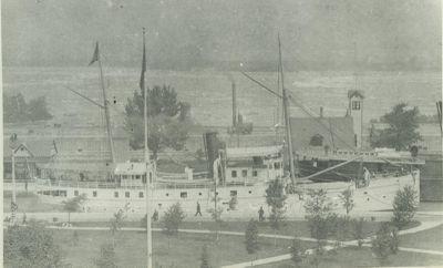 MARIGOLD (1890, Lighthouse Tender)