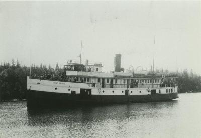 MARIPOSA (1902, Tug (Towboat))