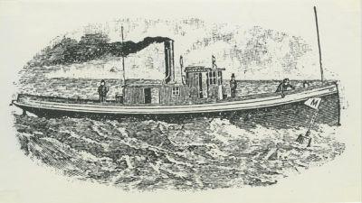 MARKWELL (1885, Tug (Towboat))