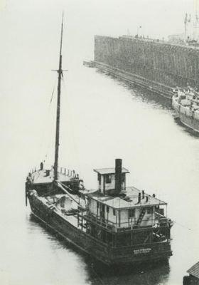 MARSH, GEORGE A. (1879, Steambarge)