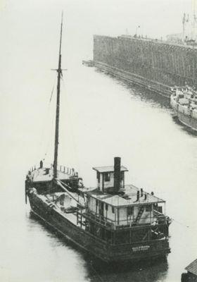 MARSH, GEORGE A. (1879, Steambarge)