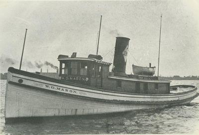 MASON, W.G. (1898, Tug (Towboat))