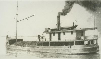 MAUD (1899, Steambarge)