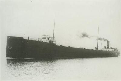 MAUNALOA (1899, Bulk Freighter)