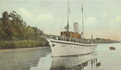CASTANET (1898, Steamer)
