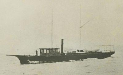 CATHERINE (1892, Yacht)