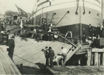 CHAMBERLAIN, H.L. (1889, Tug (Towboat))