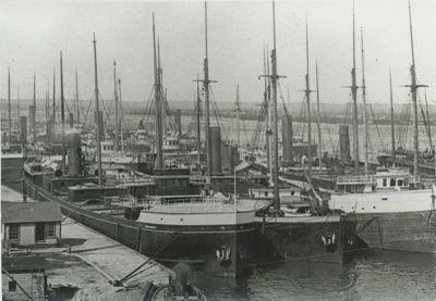CHICKAMAUGA (1898, Schooner-barge)