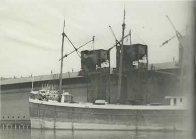 CHEROKEE (1889, Bulk Freighter)