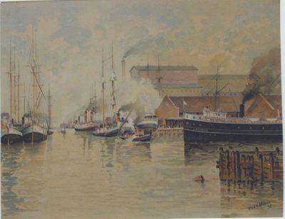 CHICORA (1892, Propeller)