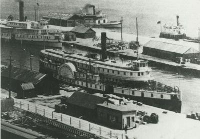 BERTHIER (1870, Steamer)