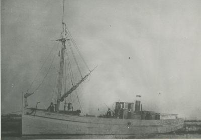CHUB (1893, Steambarge)
