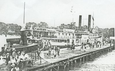 CITY OF CLEVELAND (1880, Steamer)