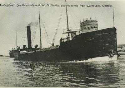 GEORGETOWN (1900, Bulk Freighter)