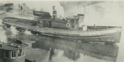 GIFFORD (1901, Tug (Towboat))