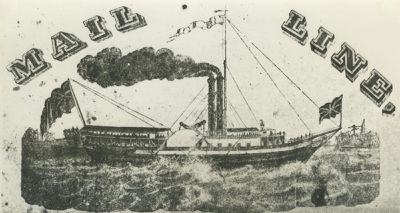 GILDERSLEEVE (1839, Steamer)
