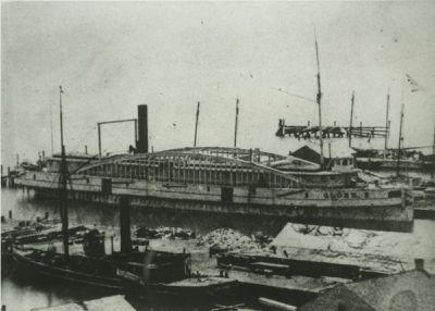 GLOBE (1848, Steamer)