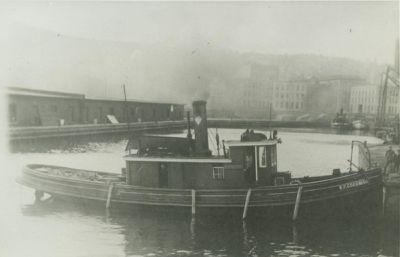 GOODMAN, R.F. (1882, Tug (Towboat))