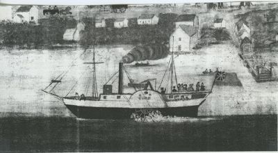 GORE (1839, Steamer)