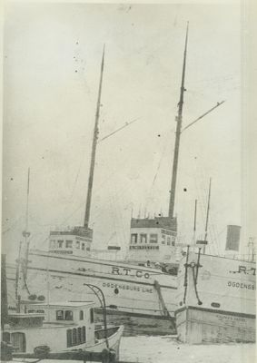 MCVITTIE, ALEX (1890, Package Freighter)