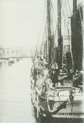 MEDIATOR (1862, Schooner)