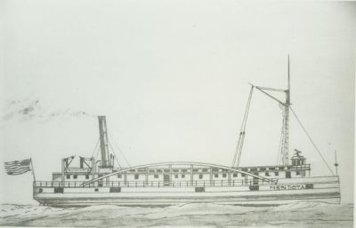 MENDOTA (1857, Propeller)