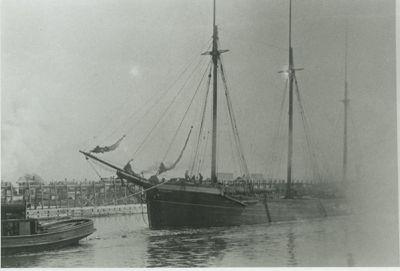 MICHIGAN (1874, Schooner)