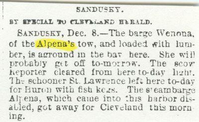ALPENA (1874)
