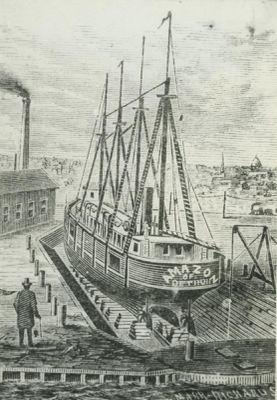 AMAZON (1873, Propeller)