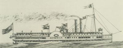 AMERICA (1847, Steamer)