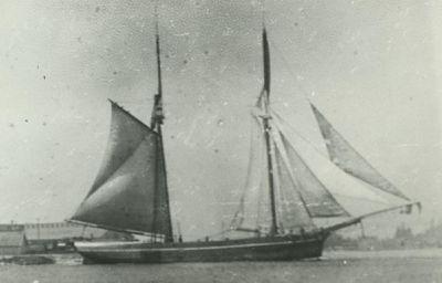 AMSDEN, CORNELIA (1863, Schooner)