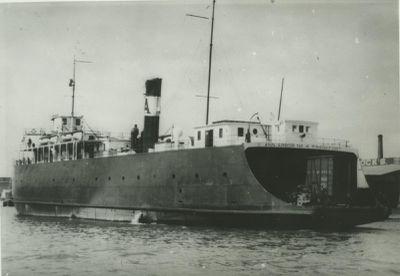 ANN ARBOR #4 (1906, Ferry)