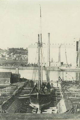ARIEL (1867, Schooner)