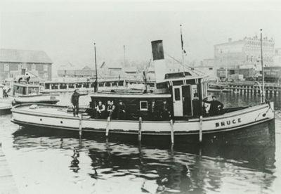 BRUCE (1882, Tug (Towboat))