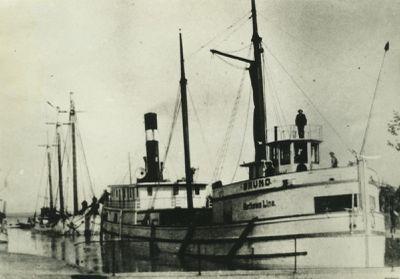 BRUNO (1863, Propeller)
