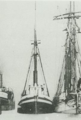 QUEEN OF THE WEST (1881, Bulk Freighter)