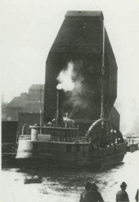 CITY OF PORT HURON (1867, Steambarge)