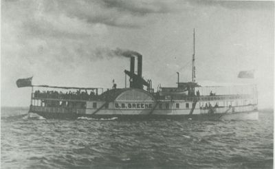 GREENE, G.B. (1896, Steamer)