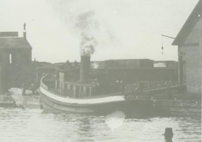GREGORY, JOHN (1878, Tug (Towboat))