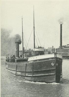 GRIFFIN (1891, Bulk Freighter)
