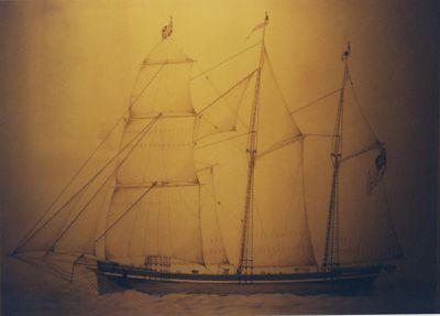 FOSTER, DAVID M. (1863, Barkentine)