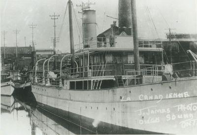 FOXHOUND (1880, Steamer)