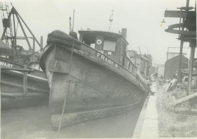 FRANK, W. (1891, Tug (Towboat))
