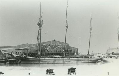 MARSH, PHINEAS S. (1867, Bark)
