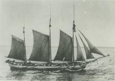 MASON, R.P. (1868, Schooner)